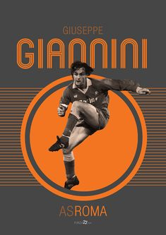Classic Campioni Roma – a new poster series dedicated to the greatest players in the history of la magica, AS Roma.