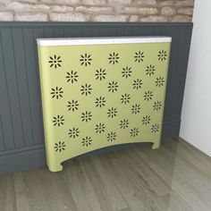 CASA Daisies in 100s of colours Radiator Cover
