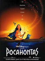 Pocahontas. Un film di Mike Gabriel, Eric Goldberg. Animazione, durata 82' min. - USA 1995