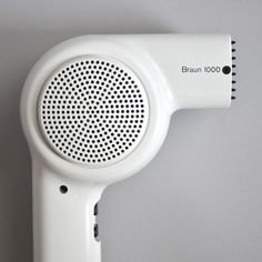 Braun electrical - Household - Braun HLD 1000. In the 1920's Braun started as a small engineering shop and by the 1960's had become an internationally renowned brand for small electrical appliances – a development driven by technical innovation, long-lasting quality and outstanding design.