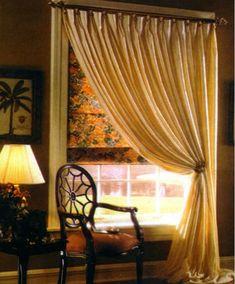 inspiração e diversão: cortinas, um encanto a mais