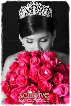 Fotografia de studio para Quinceaneras y novias en South Gate