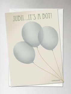 JUBII IT'S A BOY