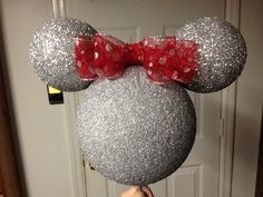 My Disney Tree Topper.  Sharing my version since I made mine different from the ones already on Pinterest :) Enjoy!