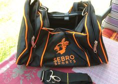 SEBRO SPORTS - Gym Bag ARMY