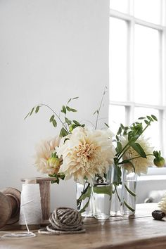 Iittala Savoy vase from trendenser. Simple Flowers, Flowers Nature, Cut Flowers, Fresh Flowers, Beautiful Flowers, Lotus Flowers, Container Flowers, Floral Bouquets, Decorating Blogs