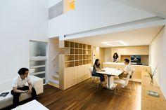 空を切りとる家 – アトリエ・天工人(テクト) 東京都渋谷区の建築設計事務所