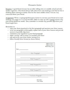 Travel brochure a persuasive writing assignmentpdf education persuasive letter example 7 samples in word pdf spiritdancerdesigns Image collections