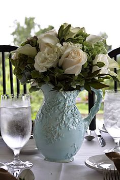 Bouquet Pitchers