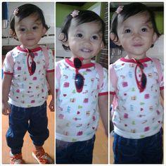 My favorite smile, little niece!