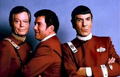 Star Trek IV cast photoshoot