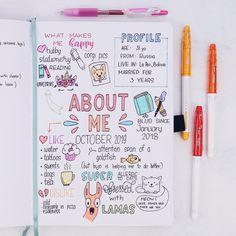 bullet journal inspiration / bullet journal + bullet journal ideas + bullet journal layout + bullet journal inspiration + bullet journal doodles + bullet journal weekly spread + bullet journal how to start a + bullet journal ideas layout