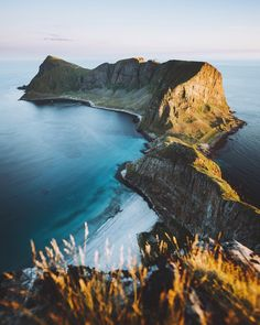 What an unreal island. Sharing a journey in Vaeroy with a great group, witnessing the nightless night. Tick this to your bucket list! Destinations, Lofoten, Norway, Natural Beauty, Images, Bucket, Journey, Island, Night