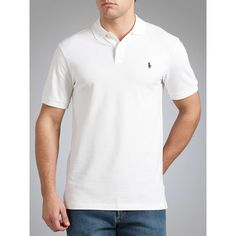 ad4201ade0e3de Polo Golf by Ralph Lauren Pro-Fit Polo Shirt at John Lewis & Partners