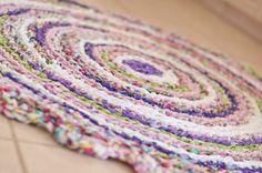 Fabric Rug!