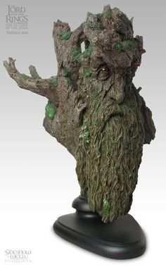 Treebeard Polystone Bust