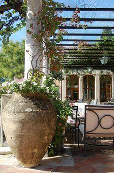 Naples patio via Flickr. #OutdoorLiving