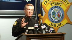 COLUMBIA, S.C. -- Richland County Sheriff Leon Lott has fired the South Carolina deputy who was recorded on cellphone video tossing a teen from her desk and throwing her across the room at a Columbia high school.