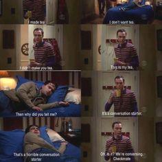 Big bang theory:)