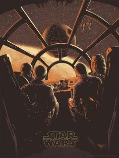 Star Wars A New Hope - Juan Esteban Rodriguez