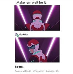 You GOT THIS Keith make 'em wait for it ,,,, BOOM
