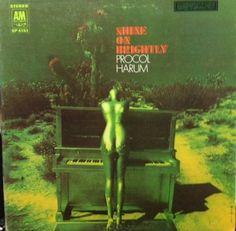 Procol Harum - Shine On Brightly (Vinyl, LP, Album) at Discogs  1968/gatefold