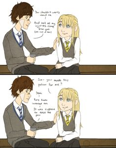 Astrid and Hiccup at Hogwarts, Part 7/9