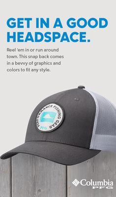 f0b4c19e1ed PFG Mesh Snap Back™ Ball Cap