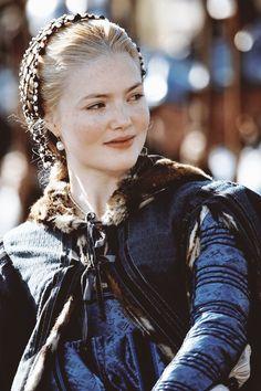 Lucrezia Borgia, The Borgias, Borgia Series, Ballet, Mode Renaissance, Holliday Grainger, Period Costumes, Tudor Costumes, Haute Couture Fashion