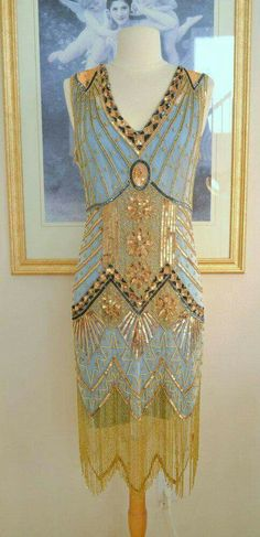 Posting this for any lady members who might be attending a Deco era event & looking for proper attire. Found this while surfing the net, looks like these ladies make period Flapper dresses & sell on Etsy. Their company name is WearDreamsAre Made. Enjoy!