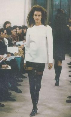 Womenswear Fall Winter 1991 - Fashion Show   Prada.com