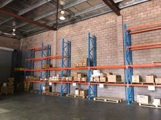 Just 1 run of Pallet Racking can easily free up much needed floor space in your Warehouse. Pallet Storage, Racking System, Can Design, Floor Space, Storage Solutions, Planer, Warehouse, Shelving, Pallet Racking
