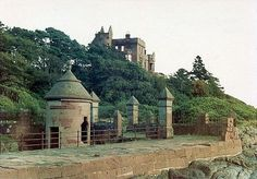 Castle Weymess, Fife , Scotland
