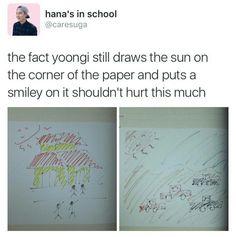 Awww... Suga's art
