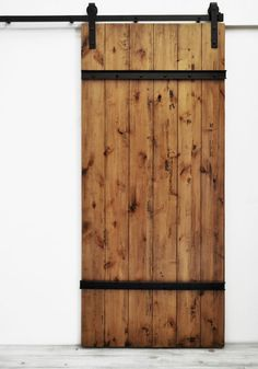 """Sturdy wood planks bolted Standard door sizes are 82""""H x 36""""W and the larger 96""""H x 48""""W. Our collection of Dogberry sliding barn doors has quickly become one of our most popular. Nothing completes a"""