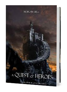 """""""A Quest of Heroes (Book in the Sorcerer's Ring) - Chapter by morganrice - """"""""A breathtaking new epic fantasy series. Morgan Rice does it again! This magical saga reminds me o…"""" Google Play, New Fantasy, Fantasy Series, Fantasy Books, Tolkien, Book Series, Book 1, Morgan Rice, Heroes Book"""
