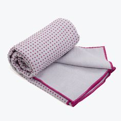 Serviette de Yoga Antidérapante GRIP Bicolore