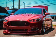 Ford Fusion Custom, Ford Falcon, Sedans, My Ride, Ford Focus, Car Stuff, Supercar, Car Show, Custom Cars