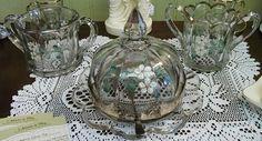 I like flowers. Wine Decanter, Porcelain, Crystals, Chic, Flowers, Elegant, Wine Carafe, Porcelain Ceramics, Crystals Minerals