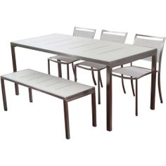 Charlie Extension Dining Table Extensions Outdoor settings and
