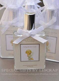 HOME SPRAY MODELO CHANEL - BATIZADO by Gifts for a special Occasion