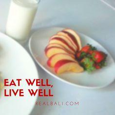 Eat Well, Live Well... #Bali #foodlovers #wellness #foodie