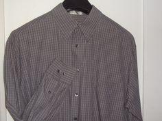 Camisa De Vestir Manga Larga Importada Clairborne