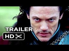 ▶ Dracula Untold Official Trailer #1 (2014) - Luke Evans, Dominic Cooper Movie HD - YouTube This looks REALLY awesome!!  I can't wait for the October 2014 release!!