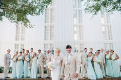 Bill & Blaire's Beautiful Seaside Wedding