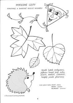 draci Autumn Activities For Kids, Hair Accessories, Printables, Ms, Pictures, Image, Color, Halloween, Autumn