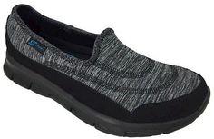 S SPORT BY SKECHERS Women's S Sport By Skechers Strolz 2.0 Performance Athletic Shoes - Black #shoe