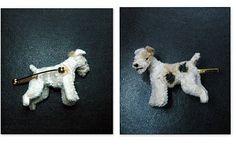 Terrier Pin | Chenille Stems