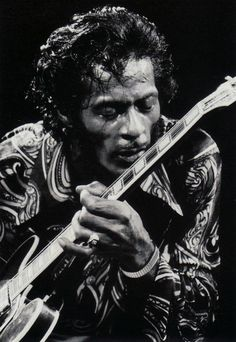 Chuck Berry - Johnny B. Goode - http://www.youtube.com/watch?v=ZFo8-JqzSCM