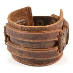 Buy Collin Rowe - Brown Rawhide Leather Bracelet for only Shop at Trendhim and get returns. We take pride in providing an excellent experience. Leather Cuffs, Cowhide Leather, Leather Men, Leather Jackets, Pink Leather, Engraved Bracelet, Bracelet Cuir, Braided Leather, Bracelets For Men